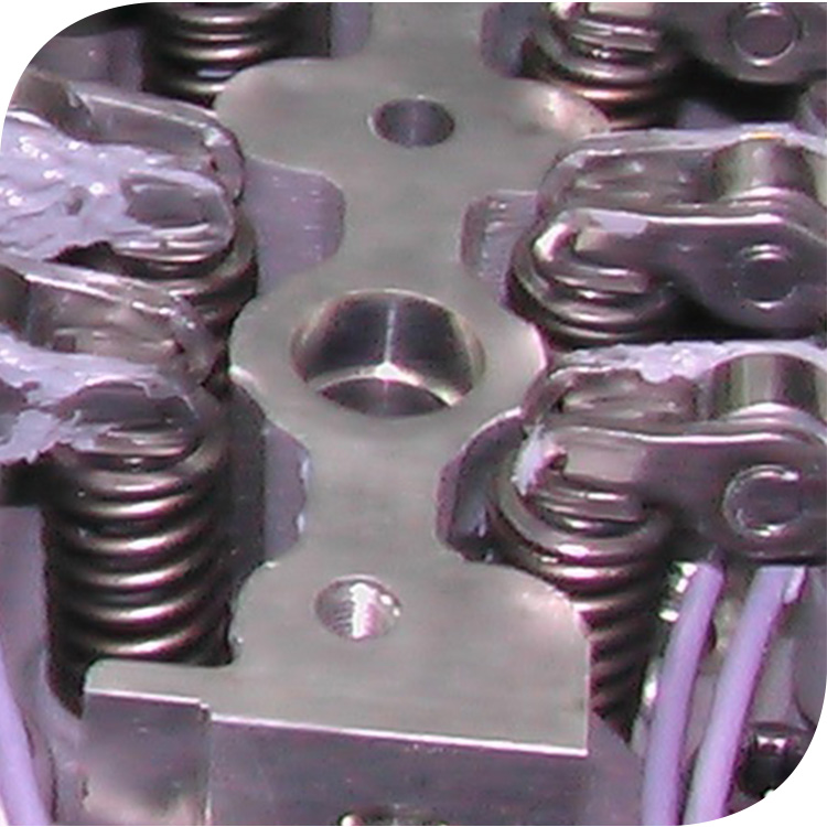 strain gauged rocker arms